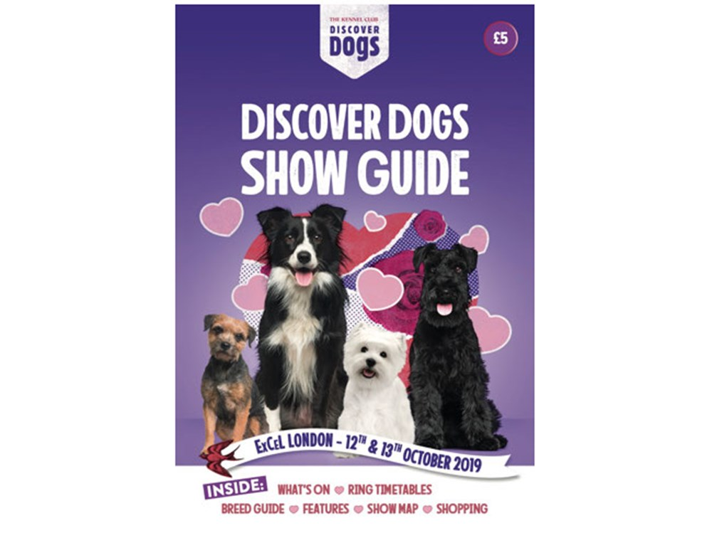 Discover Dogs Showguide