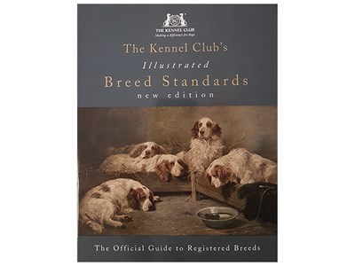 Illustrated Breed Standards cover